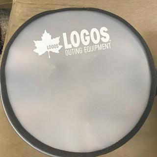 LOGOS - ロゴスLOGOS 折り畳みバケツ 中古