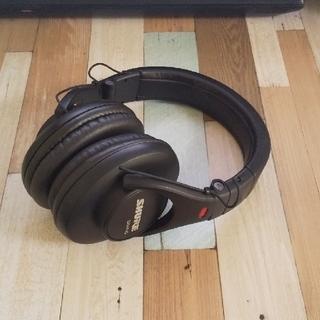 スタジオモニター ヘッドホン SHURE SRH440