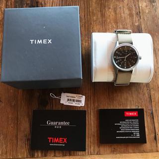 タイメックス(TIMEX)のTIMEX  MK1   アルミニウム  タイメックス    キャンパー(腕時計(アナログ))