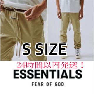 FEAR OF GOD - FOG ESSENTIALS CARGO PANTS カーゴパンツ Sサイズ