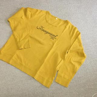 ベルメゾン(ベルメゾン)の大きいサイズ コットンカットソー レディース(Tシャツ/カットソー(七分/長袖))