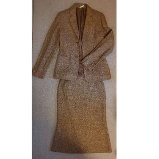 アナイ(ANAYI)のANAYI ツイード スーツ マーメード スカート ALFREDO PRIA(セット/コーデ)