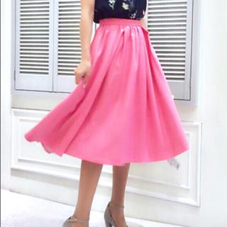 ノエラ(Noela)のNoela カラーリバーシブルスカート(ひざ丈スカート)