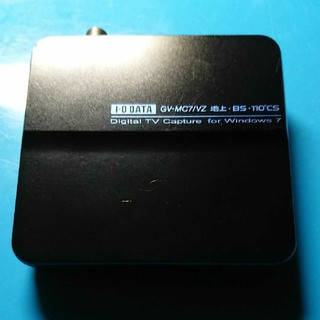 アイオーデータ(IODATA)のIO-DATA 地デジ/BS/CSテレビチューナー GV-MC7/VZ(PC周辺機器)