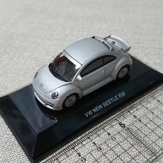 VW ニュービートル RSI シルバー