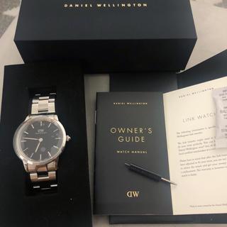 ダニエルウェリントン(Daniel Wellington)のDW 新品 ダニエル ウェリントン ICONIC 腕時計(腕時計(アナログ))