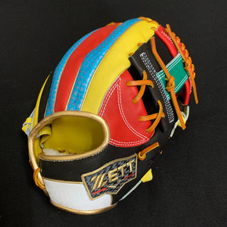ZETT - プロステイタス  内野手用グラブ
