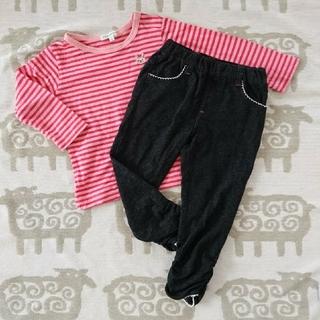 サンカンシオン(3can4on)のサンカンシオン ロンT パンツ ズボン(Tシャツ/カットソー)