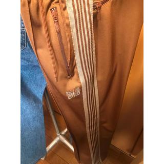 Needles - Needles パンツ ブラウン