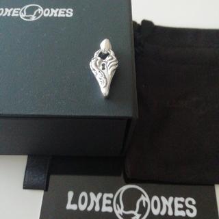 ロンワンズ(LONE ONES)のlone ones スワンダイブチャー厶small シルバー 新品未使用品(ネックレス)