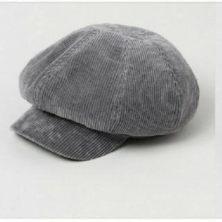 ジーナシス(JEANASIS)のJEANASIS ジーナシス キャスケット 帽子 新品(キャスケット)