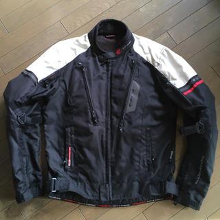 KOMINE バイク ジャケット Lサイズ 黒