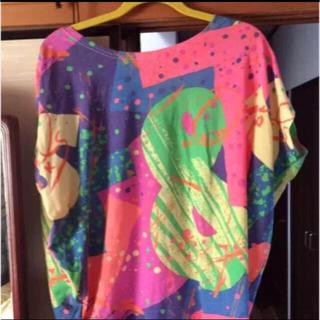 ファンキーフルーツ(FUNKY FRUIT)のファンキーフルーツ 派手 ドルマン 半袖(Tシャツ(半袖/袖なし))