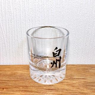 サントリー(サントリー)の白州蒸留所 未使用 ショットグラス(グラス/カップ)