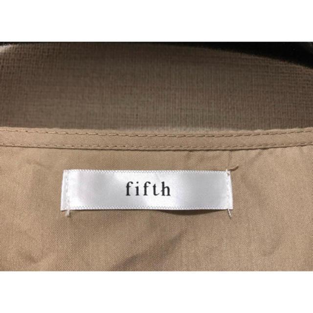 fifth(フィフス)の秋物ブラウス☆ レディースのトップス(シャツ/ブラウス(長袖/七分))の商品写真
