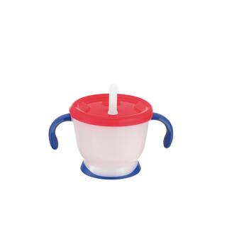 リッチェル(Richell)のリッチェル アクリア コップでマグ ストロータイプR ネイビーブルー(マグカップ)