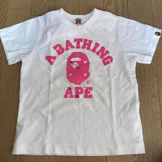 A BATHING APE - 110cm【エイプ】Tシャツ