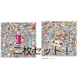 村上隆 × 藤子・F・不二雄 コラボ ドラえもん ポスター 二枚セット(ポスター)