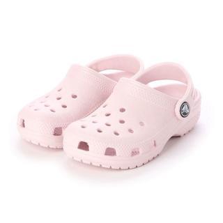 crocs - 20cm クロックス クラシック クロッグ キッズ ピンク