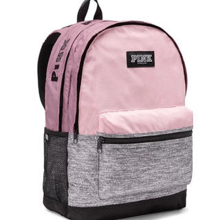 Victoria's Secret - 【新品】 ヴィクトリアシークレット リュック PINK ハワイ キャンパスバッグ