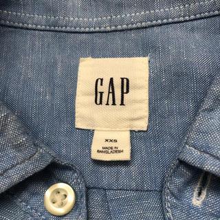 ギャップ(GAP)のGAP メンズ 長袖シャツ xxs(シャツ)