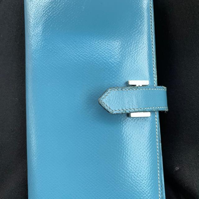 Hermes(エルメス)の超美品☆確実正規HERMES エルメス ベアン スフレ メンズのファッション小物(長財布)の商品写真