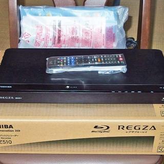 東芝 - 東芝ブルーレイレコーダー DBR-Z510 元箱付属品一式付き美品 13000円
