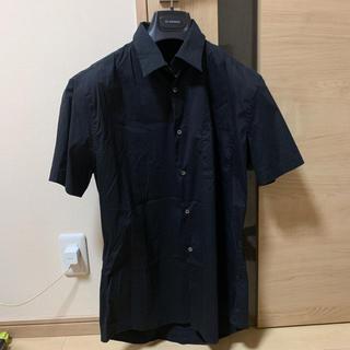 Jil Sander - JIL SANDER ジルサンダー 半袖シャツ ブラック 39 M