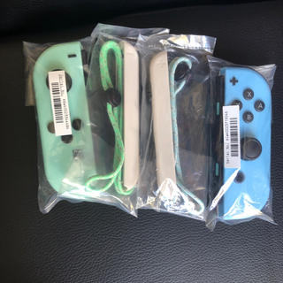 Nintendo Switch - Nintendo Switch あつまれどうぶつの森 カラー ジョイコン
