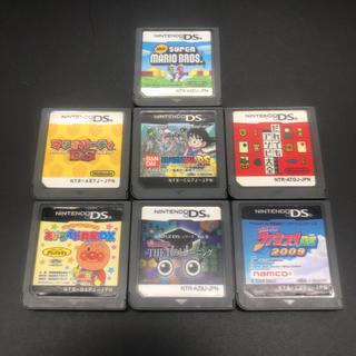 ニンテンドーDS - 即決 任天堂 Nintendo DS ソフト 7本セット
