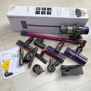 Dyson - 【美品】Dyson cyclone v10 absolute extra