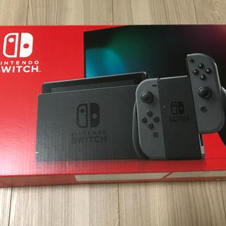 Nintendo Switch - Nintendo Switch Joy-Con(L)/(R)グレー