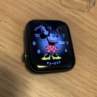 Apple - アップルウォッチSE 44mm +AppleCare オマケ多数