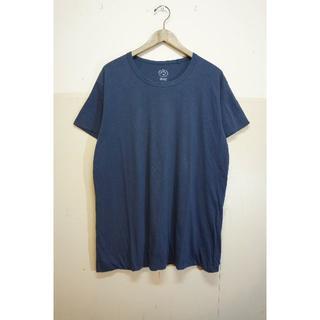 Ron Herman - ■19SS RHCロンハーマン オーガニック Tシャツ 紺722K▲