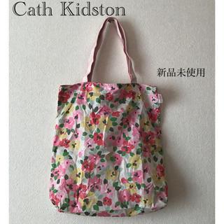 キャスキッドソン(Cath Kidston)の⭐︎新品未使用⭐︎ パンジー柄 エコバック(トートバッグ)