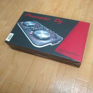 パイオニア(Pioneer)のPioneer DDJ-WEGO(白)(DJコントローラー)