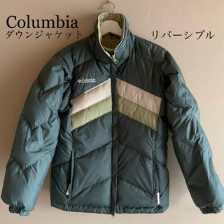 コロンビア(Columbia)のColumbia ダウンジャケット Mサイズ相当(ダウンジャケット)