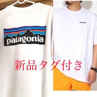 patagonia - 新品タグ付き 大人気 patagonia パタゴニア Tシャツ