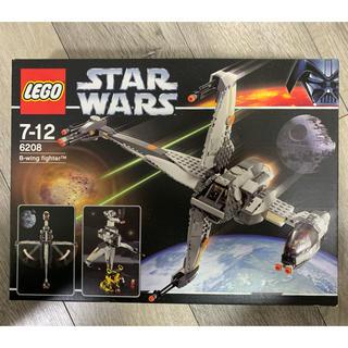 Lego - LEGO 6208 Bウィング スターファイター スターウォーズ