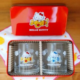ハローキティ - ハローキティ 缶入りWグラス