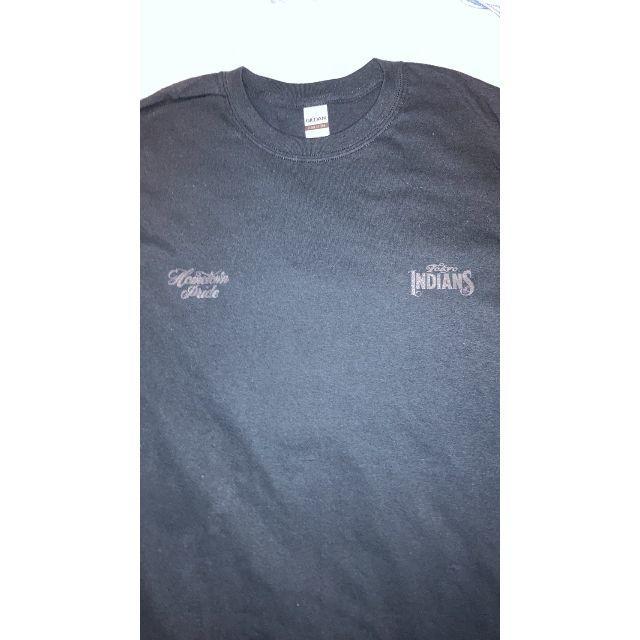 NEIGHBORHOOD(ネイバーフッド)のTokyo Indians MC S/S TEE 黒 XL 東京インディアンズ メンズのトップス(Tシャツ/カットソー(半袖/袖なし))の商品写真