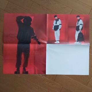 防弾少年団(BTS) - BTS FILAポスター SUGA & J-HOPE