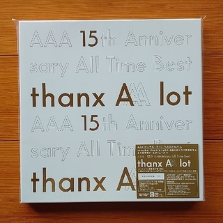 トリプルエー(AAA)のAAA 15th Anniversary Best 缶ミラー付き(ポップス/ロック(邦楽))