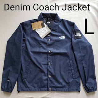 THE NORTH FACE - THE NORTH FACE GTX Denim Coach Jacket L