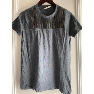 プラダ(PRADA)の10AW プラダ 装飾 Tシャツ(Tシャツ/カットソー(半袖/袖なし))