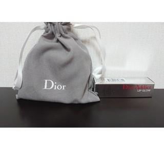ディオール(Dior)のDior アディクト リップ グロウ 001(リップケア/リップクリーム)