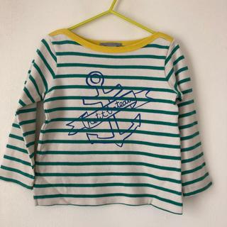 プチバトー(PETIT BATEAU)のプチバトー ボーダーTシャツ(Tシャツ/カットソー)