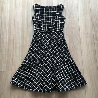 トッカ(TOCCA)のTOCCA トッカ BLOOMS BURY ドレス サイズ0(ひざ丈ワンピース)