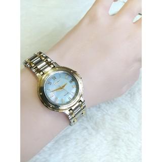 SEIKO - セイコーソーラー 腕時計 レディース