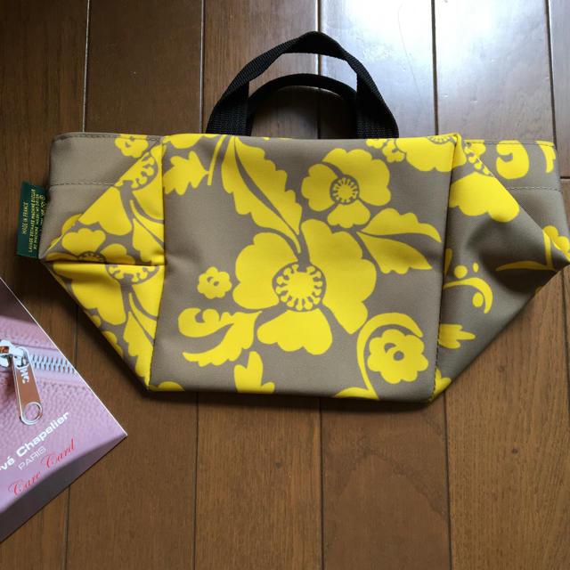 Herve Chapelier(エルベシャプリエ)のエルベシャプリエ 完売 アラベスク 901N レディースのバッグ(トートバッグ)の商品写真